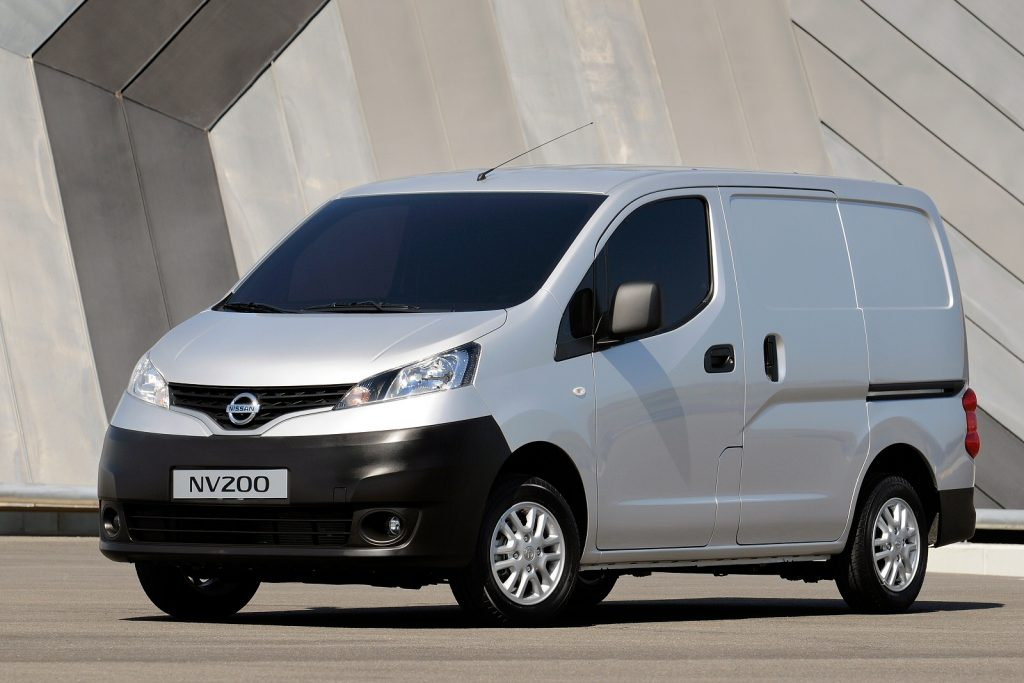 Nissan NV200 vans for sale