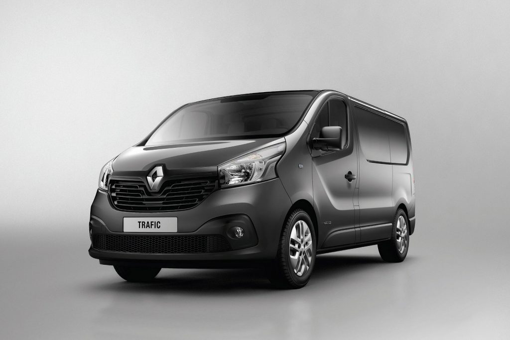 renault trafic vans for sale