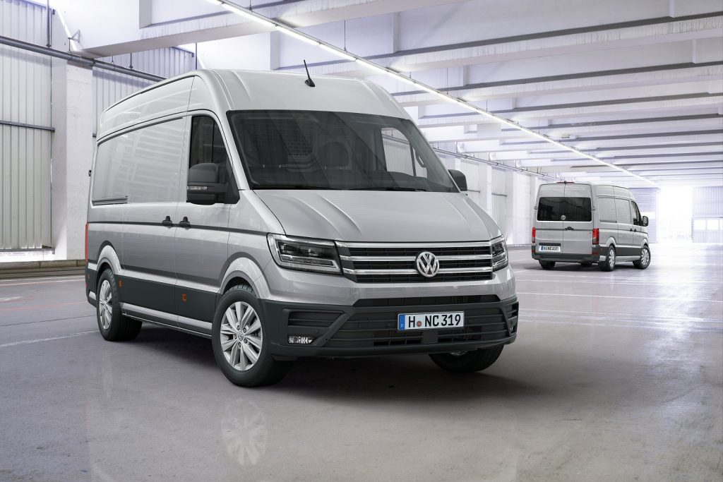 Volkswagen Crafter vans for sale