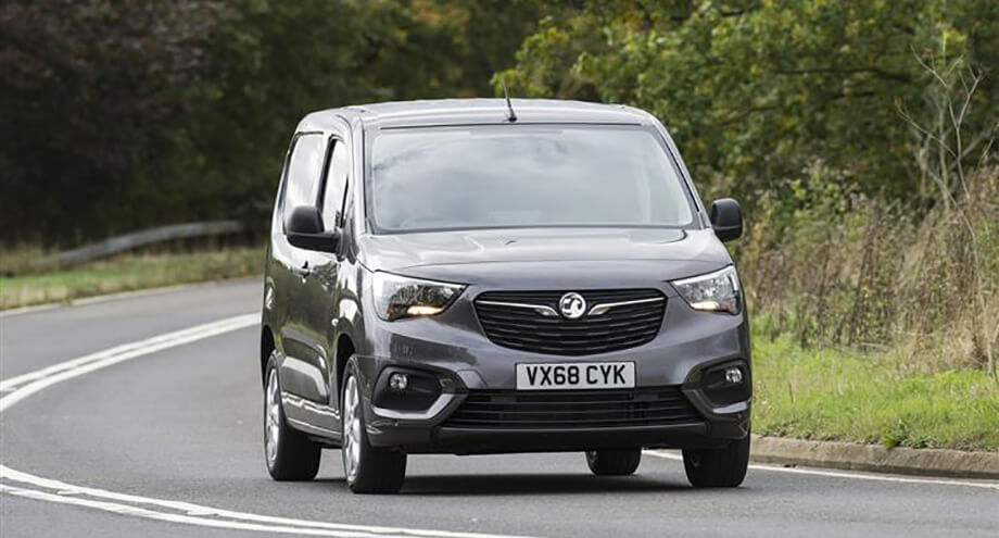 2019 Vauxhall Combo vans for sale