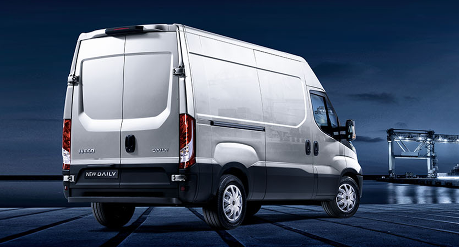 Iveco Daily vans for sale