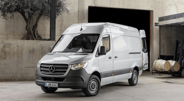 mercedes sprinter vans for sale