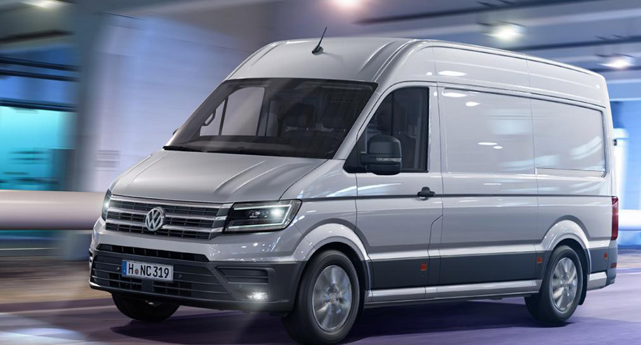 New Volkswagen Crafter Wins What Van Lcv Of The Year 2018