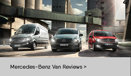 mercedes van reviews