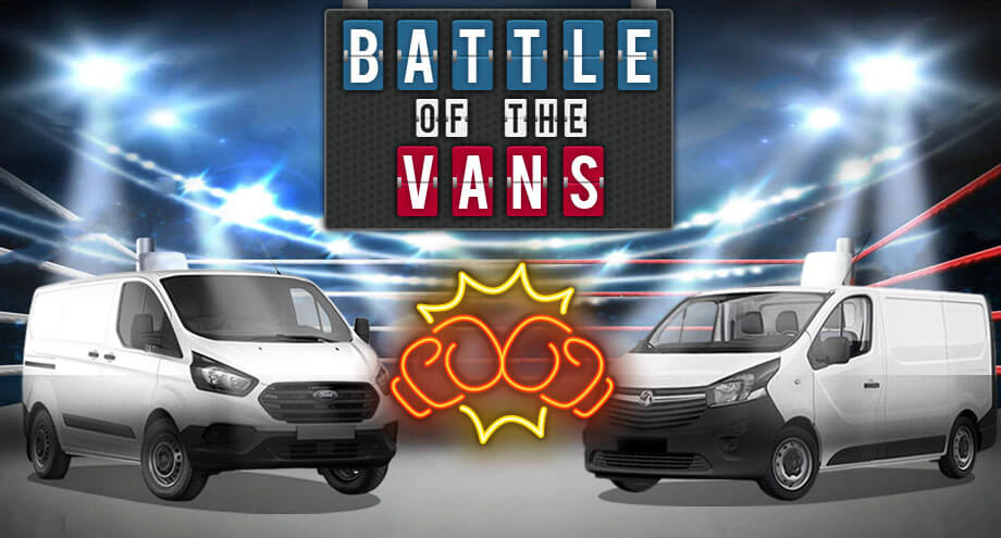 tusen Monument inkörsport  New van battle: Vauxhall Vivaro vs Ford Transit Custom