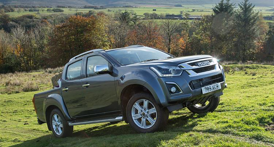 isuzu d-max pickups for sale