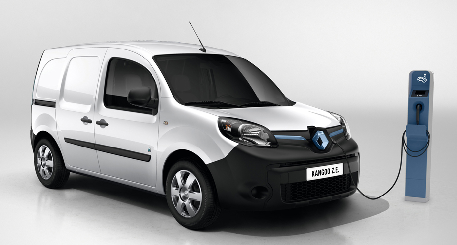 Renault vans reveal battery shortage has slowed down Kangoo ZE sales