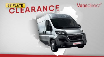 new van clearance
