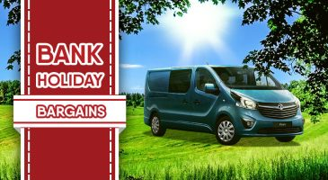 new van deals