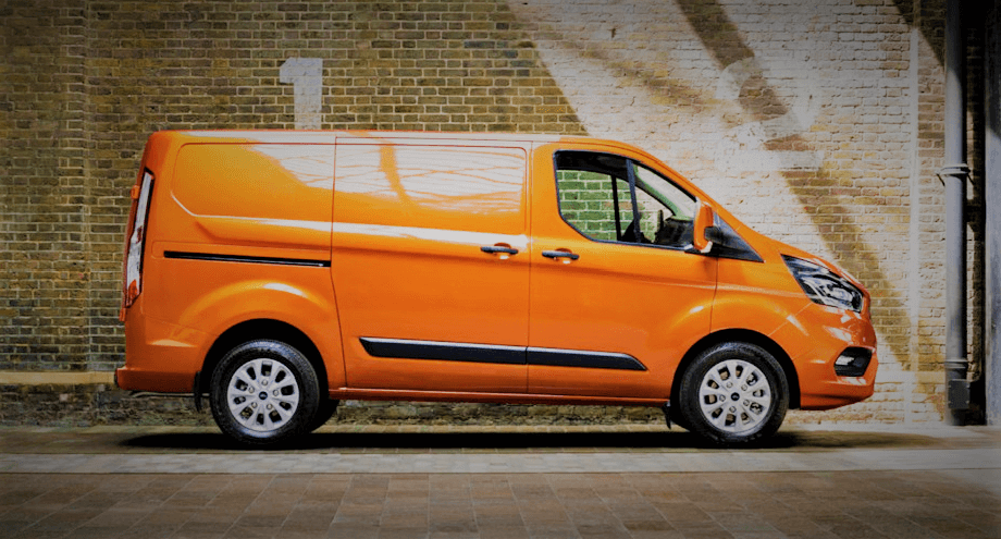 new Ford Transit Custom vans for sale