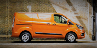 new vans new Ford Transit Custom