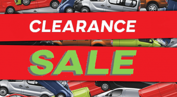 Van leasing clearance sale