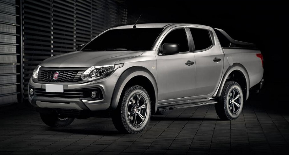 Fiat Fullback Cross new van