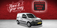 Small van deals