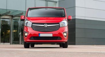 Vauxhall Vivaro new van for sale