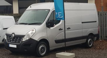 Renault Master ZE vans for sale