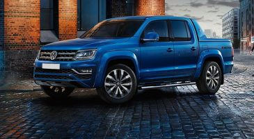 Volkswagen Amarok pickups for sale