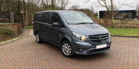 Mercedes-Benz Vito vans for sale