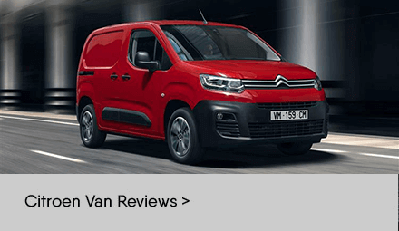 citroen van reviews