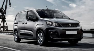 new Peugeot Partner vans for sale