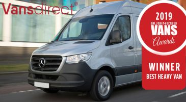 Mercedes-Benz Sprinter vans for sale