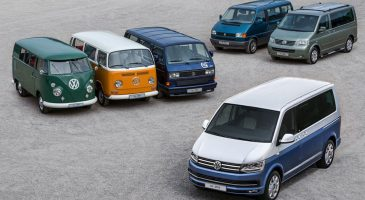 Volkswagen Transporter vans for sale