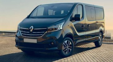 New Renault vans for sale
