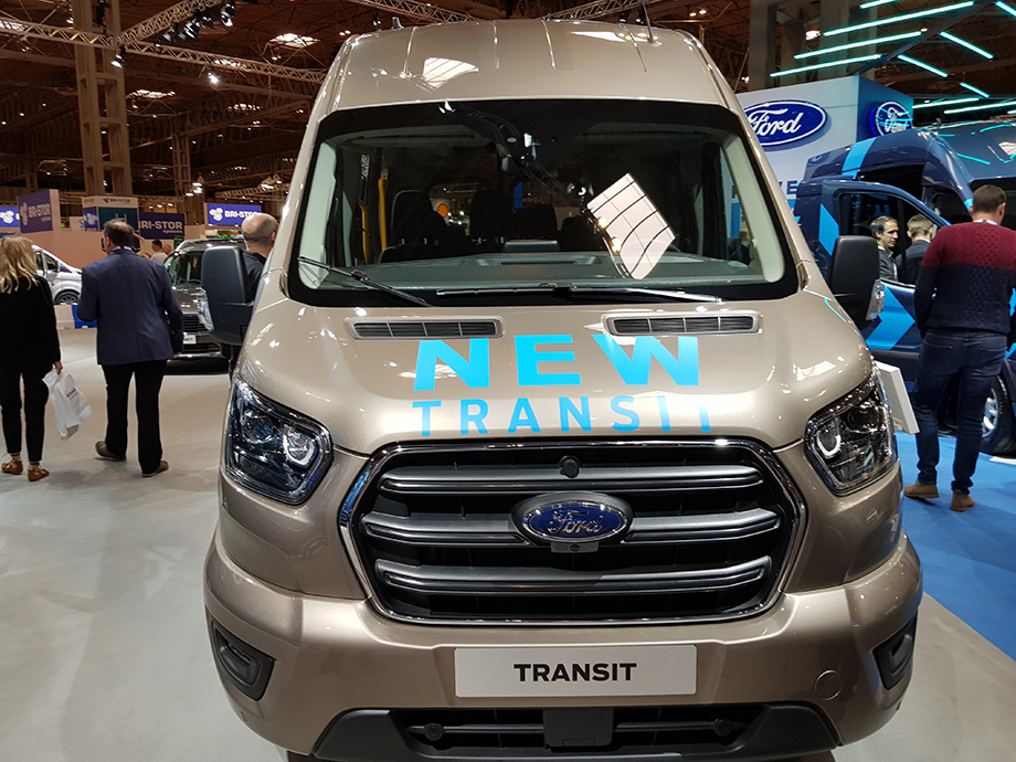 New Ford Transit van for sale