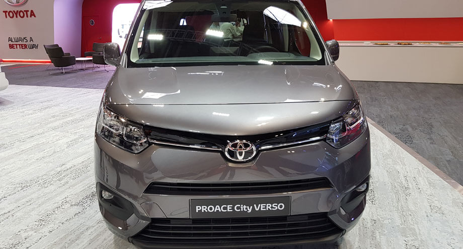 Toyota Proace City small vans for sale