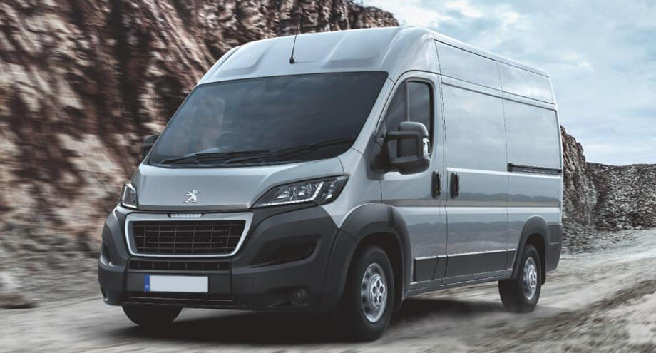 Peugeot Boxer vans for sale