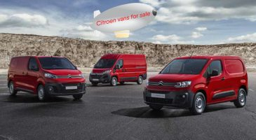 Citroen vans for sale