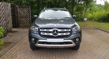 Mercedes X-Class Pickups for sale