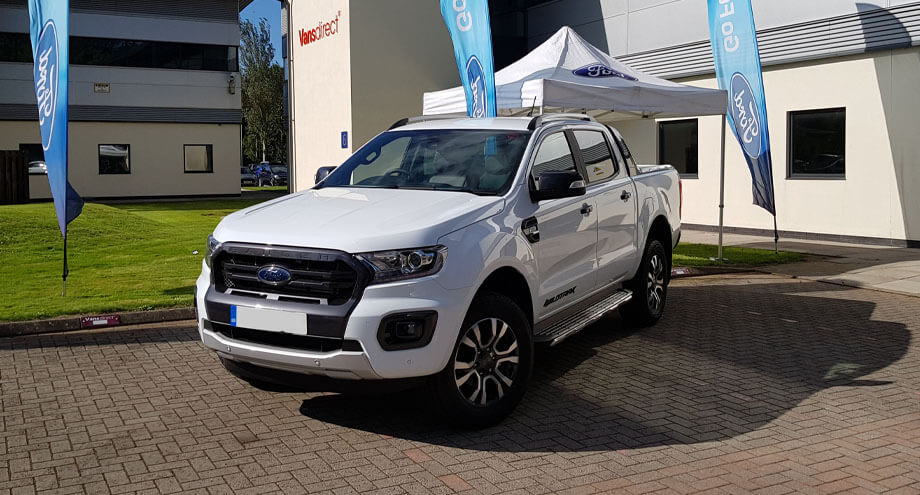 New Ford Ranger Wildtrak pickups for sale