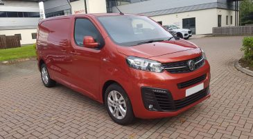 New Vauxhall Vivaro vans for sale