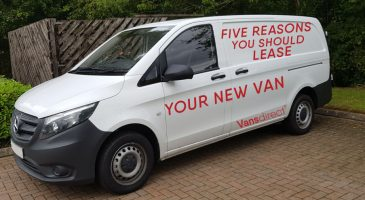 Van leasing deals