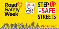 Road safety week 2019 Vansdirect
