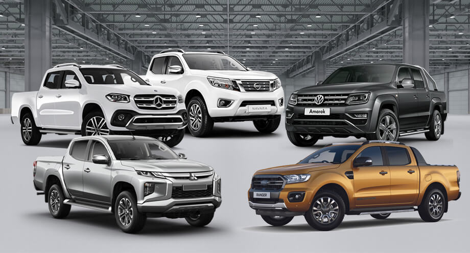 The 5 Best Pickup Trucks To Buy In 2020 Vansdirect