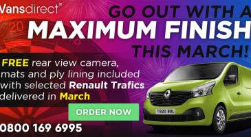 New Renault Trafic Sport