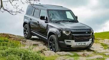 Land Rover Commercial Hard Top
