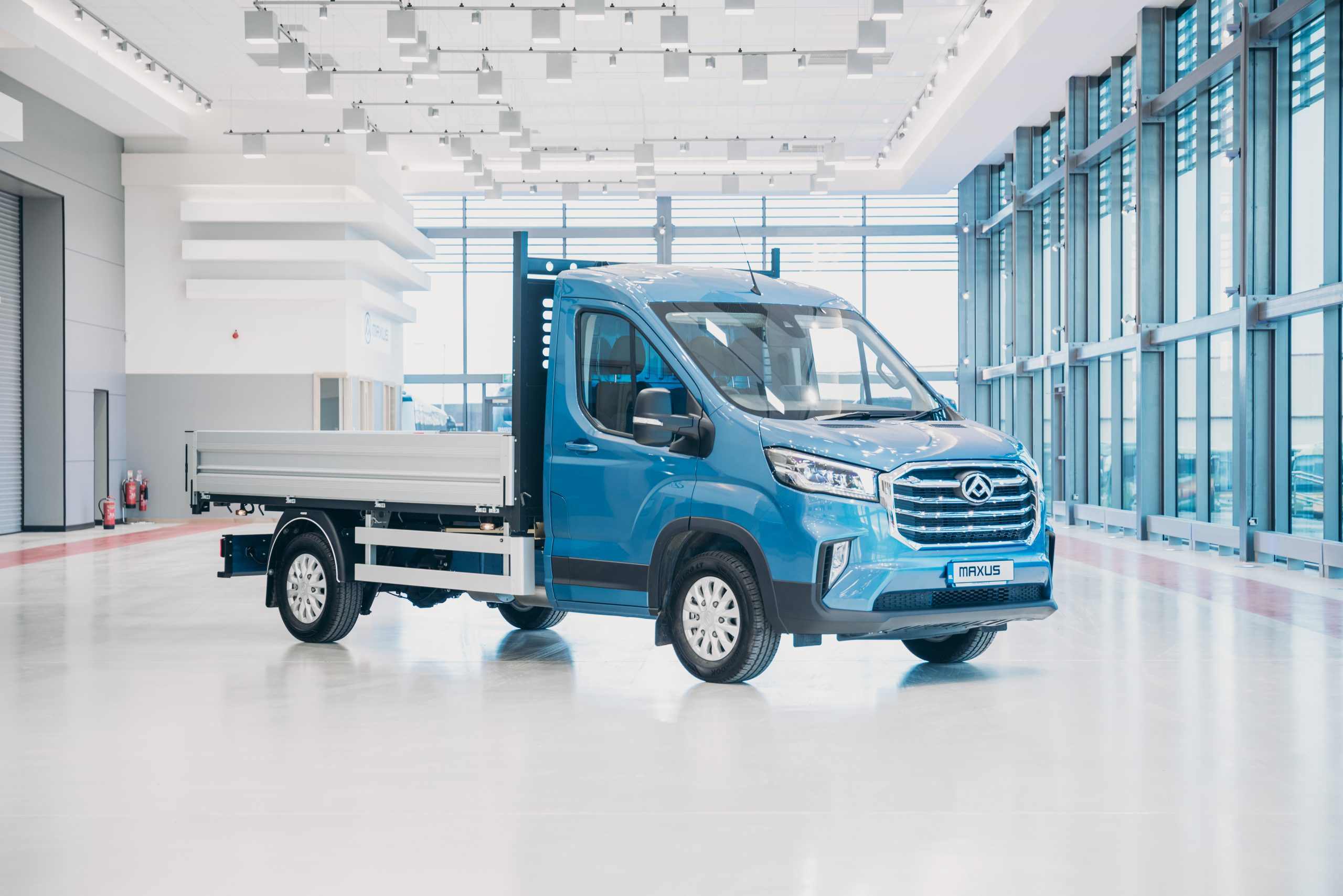 Maxus Chassis Cab